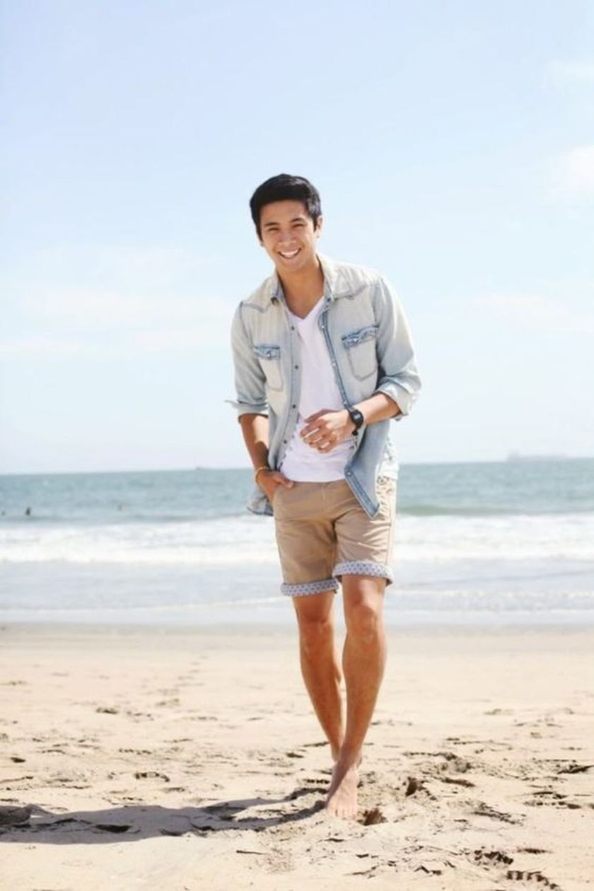 Mens fashions should wear while on the beach 48