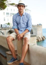 Mens fashions should wear while on the beach 8