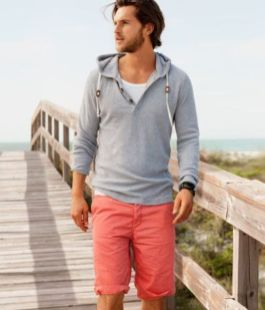 Mens summer casual short outfits worth to copy 22
