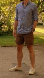 Mens summer casual short outfits worth to copy 29