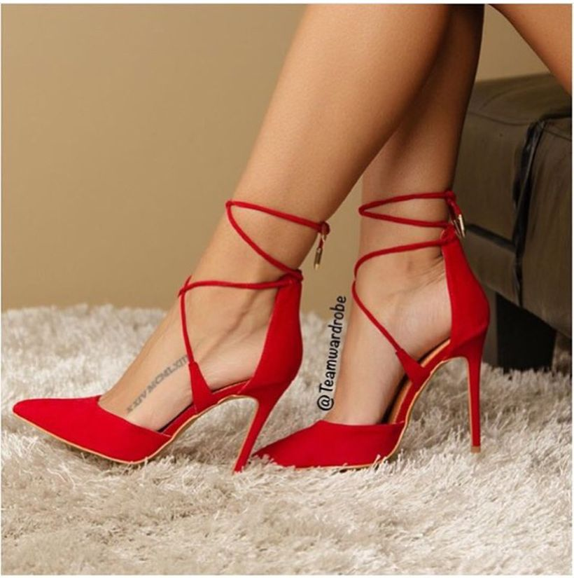 Most wanted heels worth to have 16