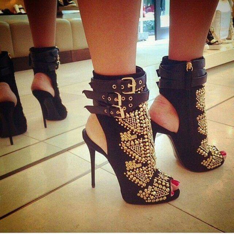Most wanted heels worth to have 36