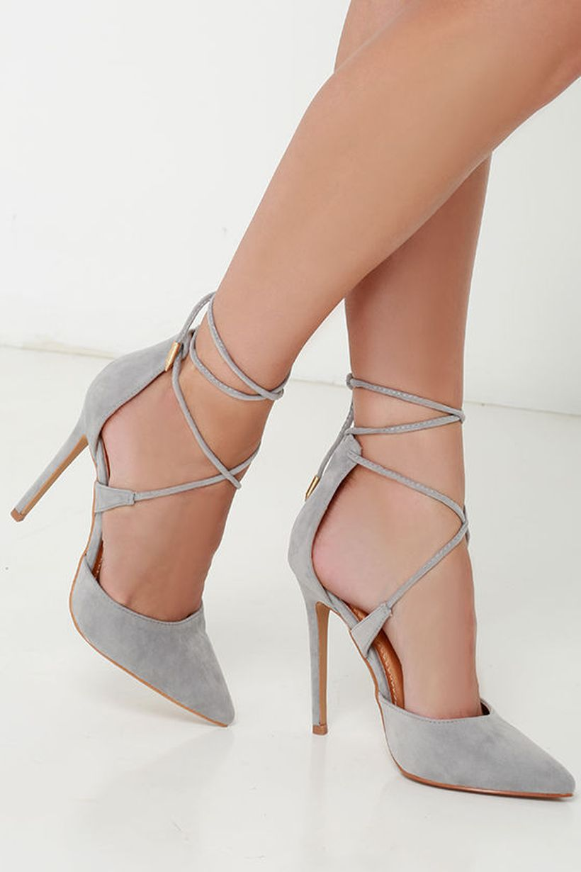 Most wanted heels worth to have 37