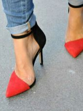 Most wanted heels worth to have 4