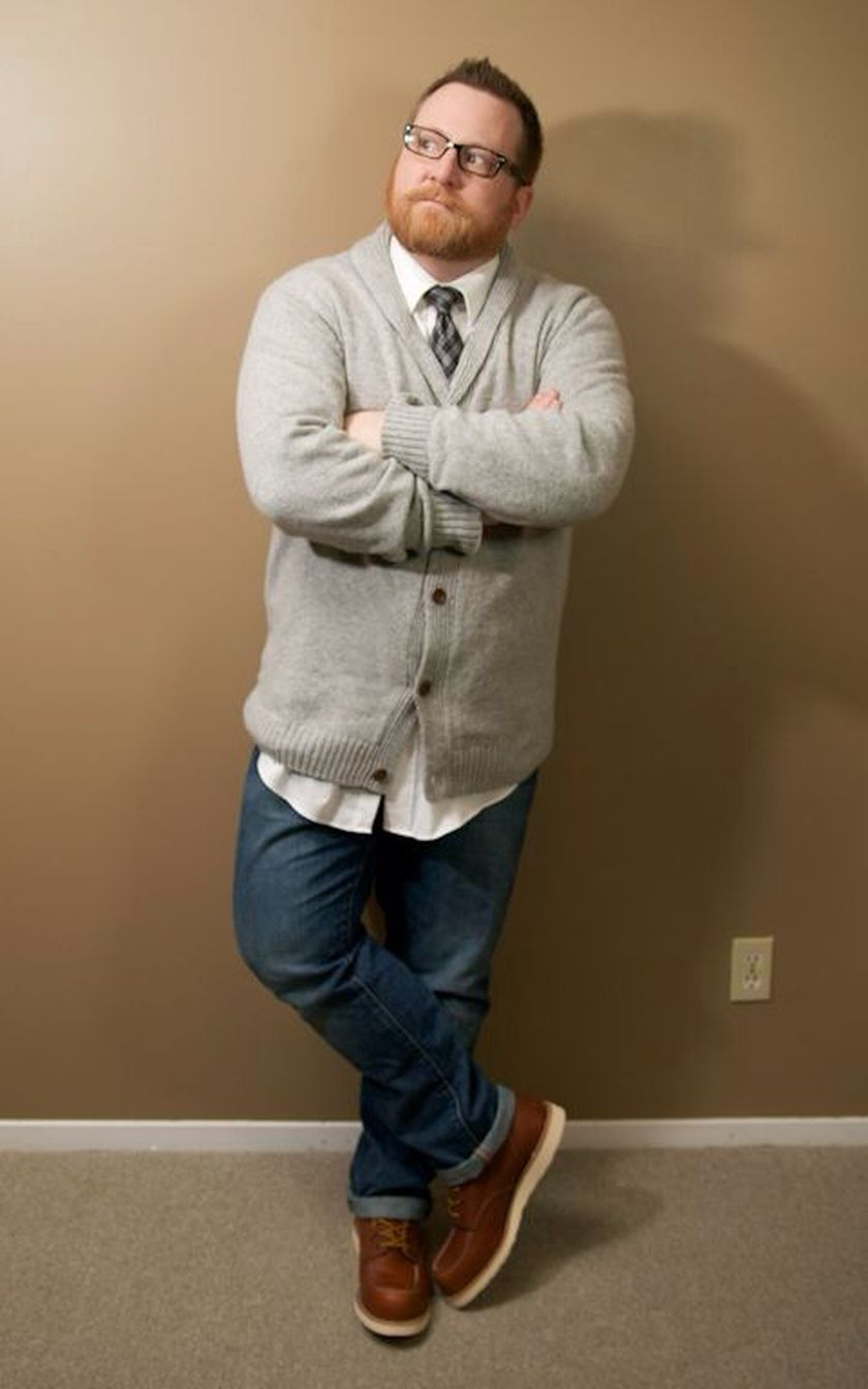 Plus size big and tall mens fashion outfit style ideas 20