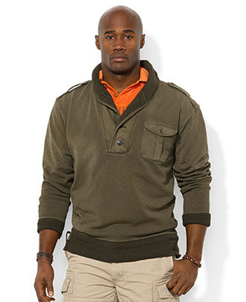 Plus size big and tall mens fashion outfit style ideas 32
