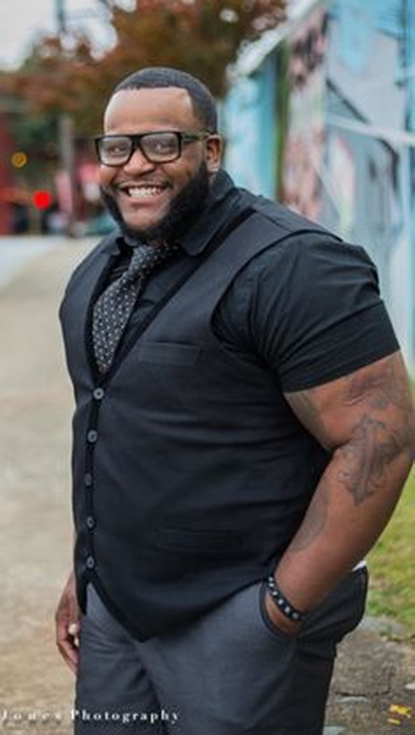 Plus size big and tall mens fashion outfit style ideas 40