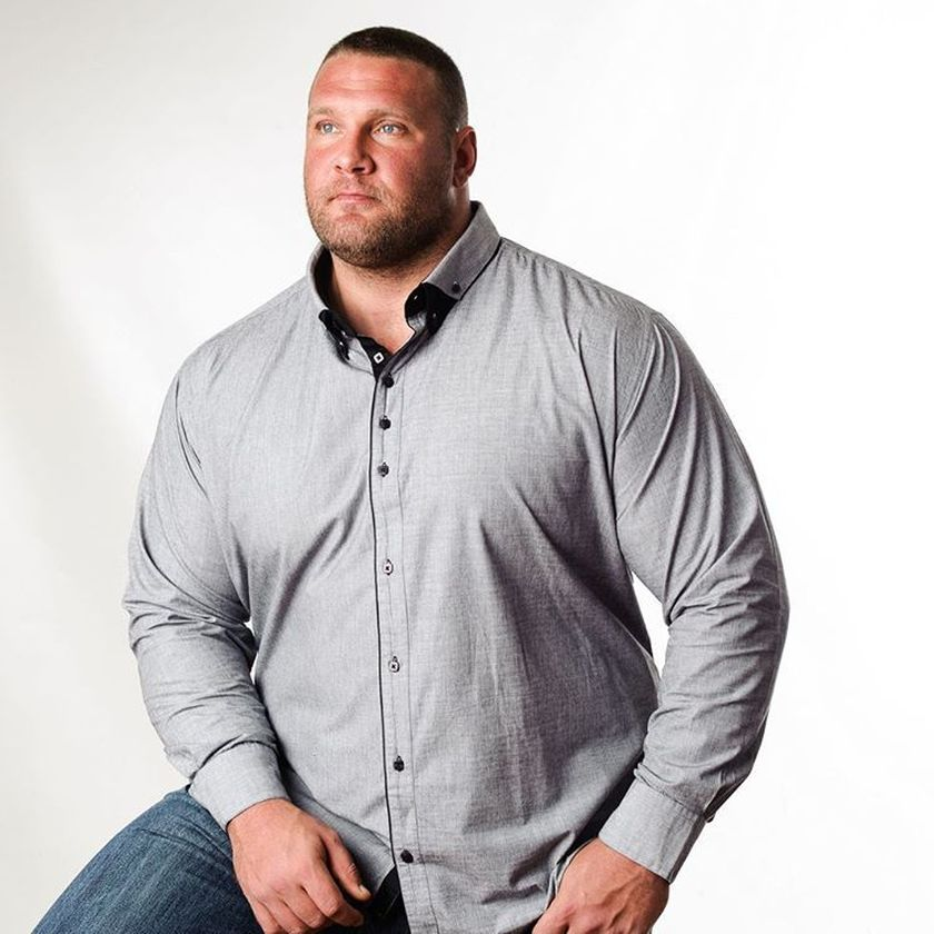 Plus size big and tall mens fashion outfit style ideas 48