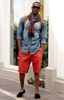 Plus size big and tall mens fashion outfit style ideas 6