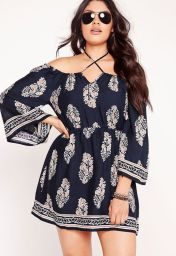 Plus size boho outfit style 32