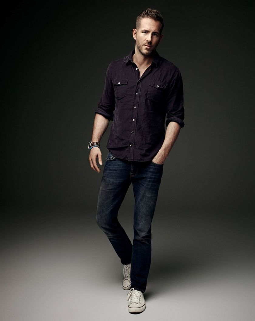 Ryan reynolds casual outfit style 45