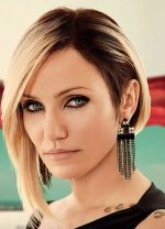 Short asymmetrical bobs hairstyle haircut 77