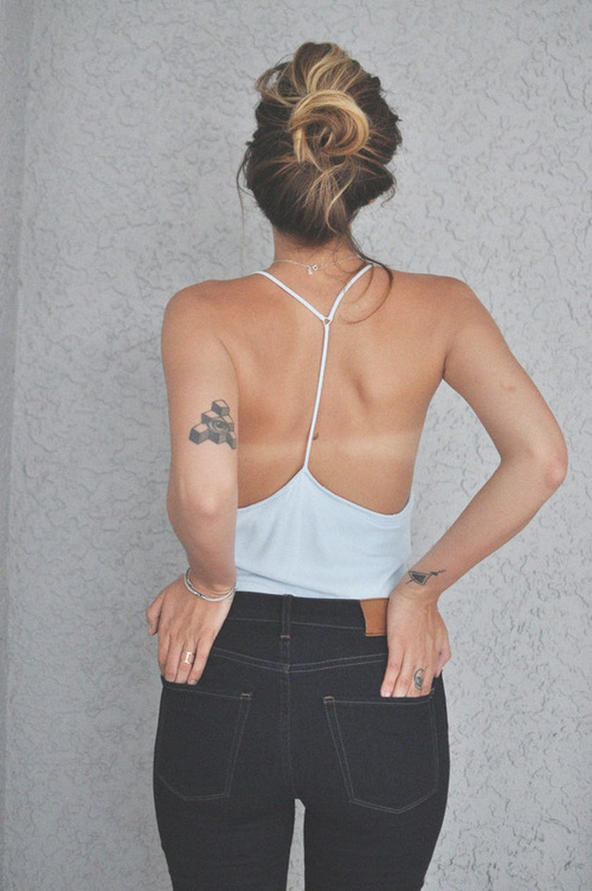 Summer casual backless dresses outfit style 22