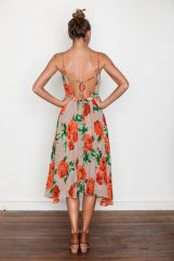 Summer casual backless dresses outfit style 35
