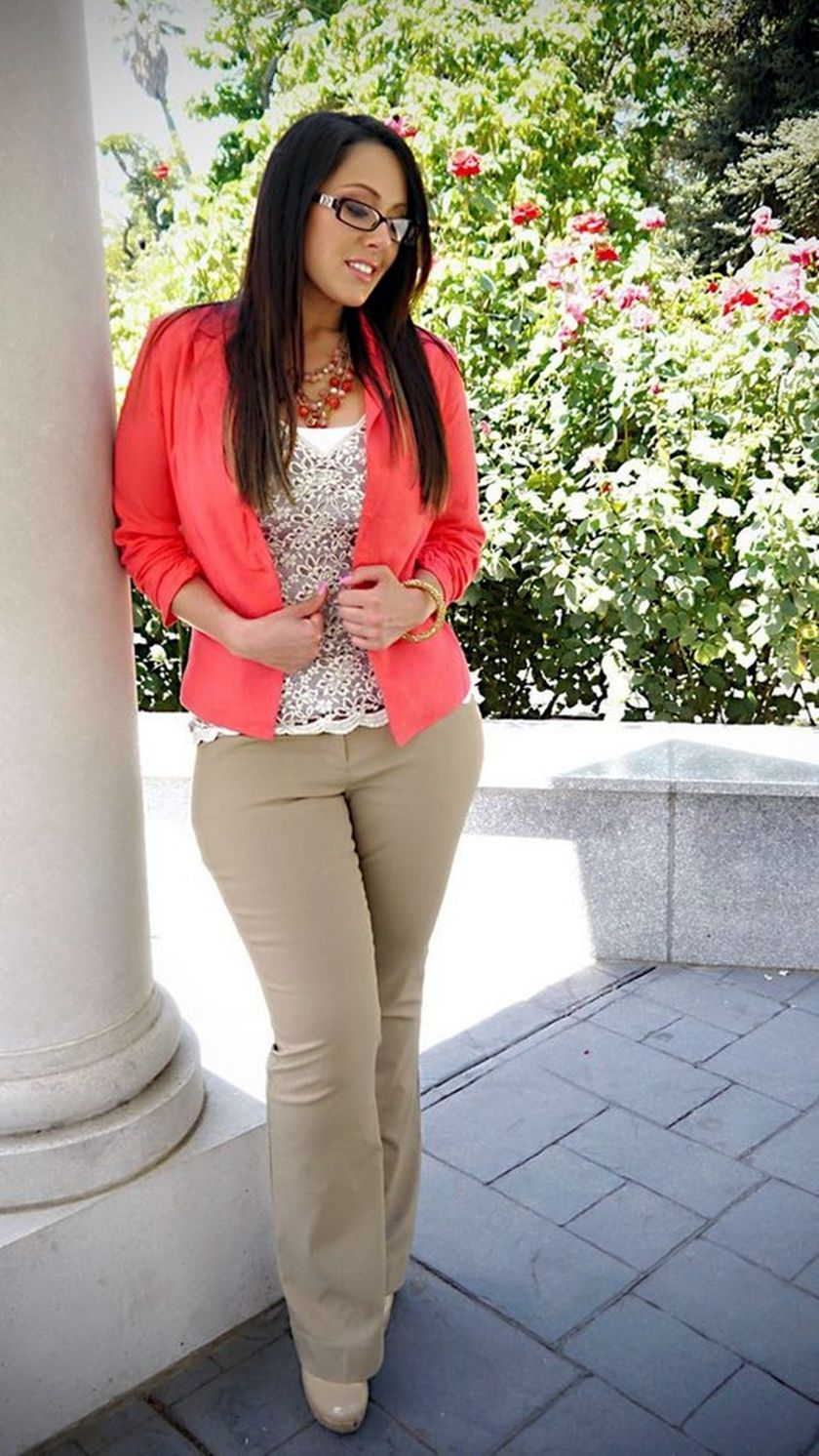 Summer casual work outfits ideas for plus size 28