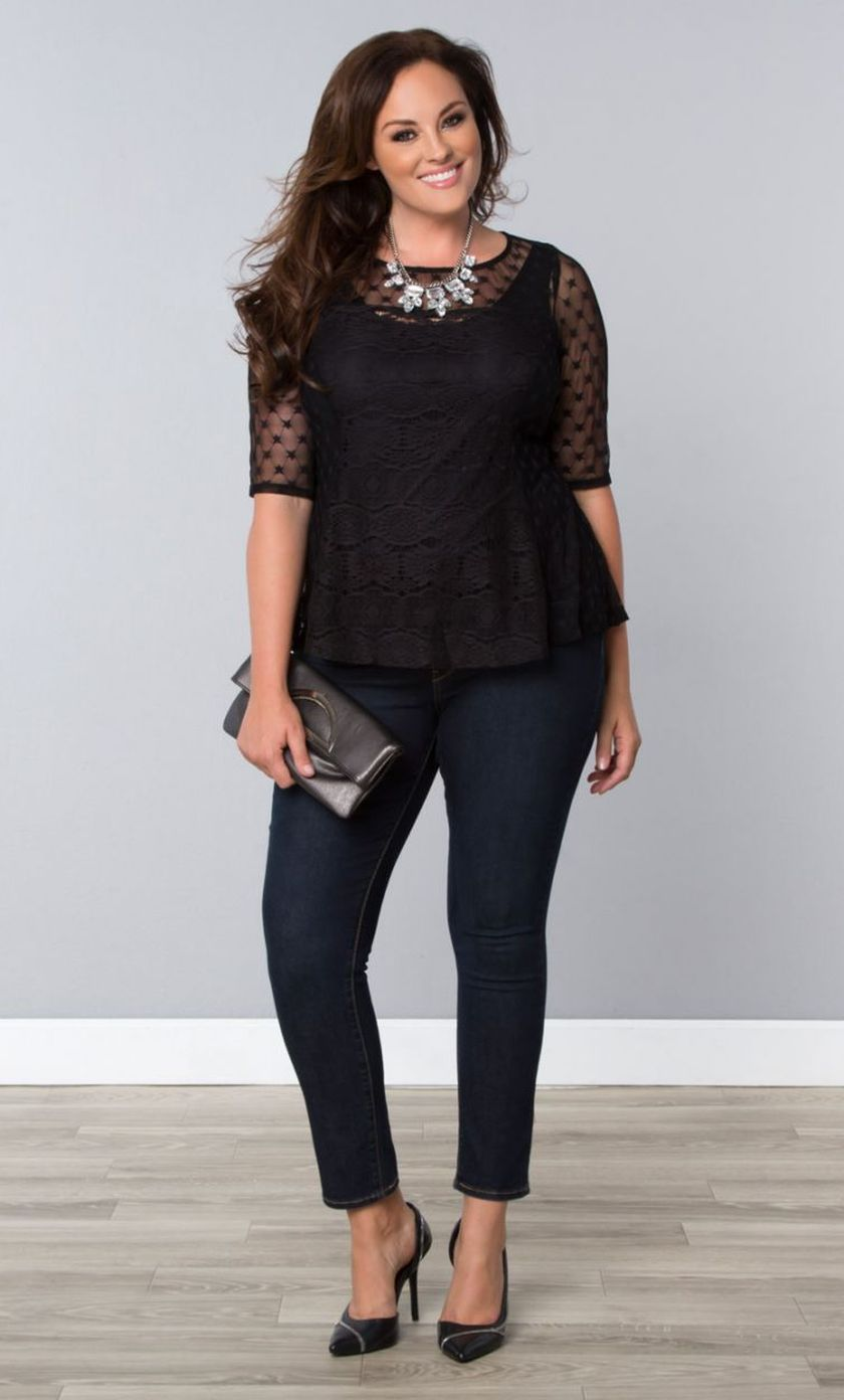 Summer casual work outfits ideas for plus size 34 ...