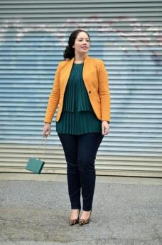 Summer casual work outfits ideas for plus size 56