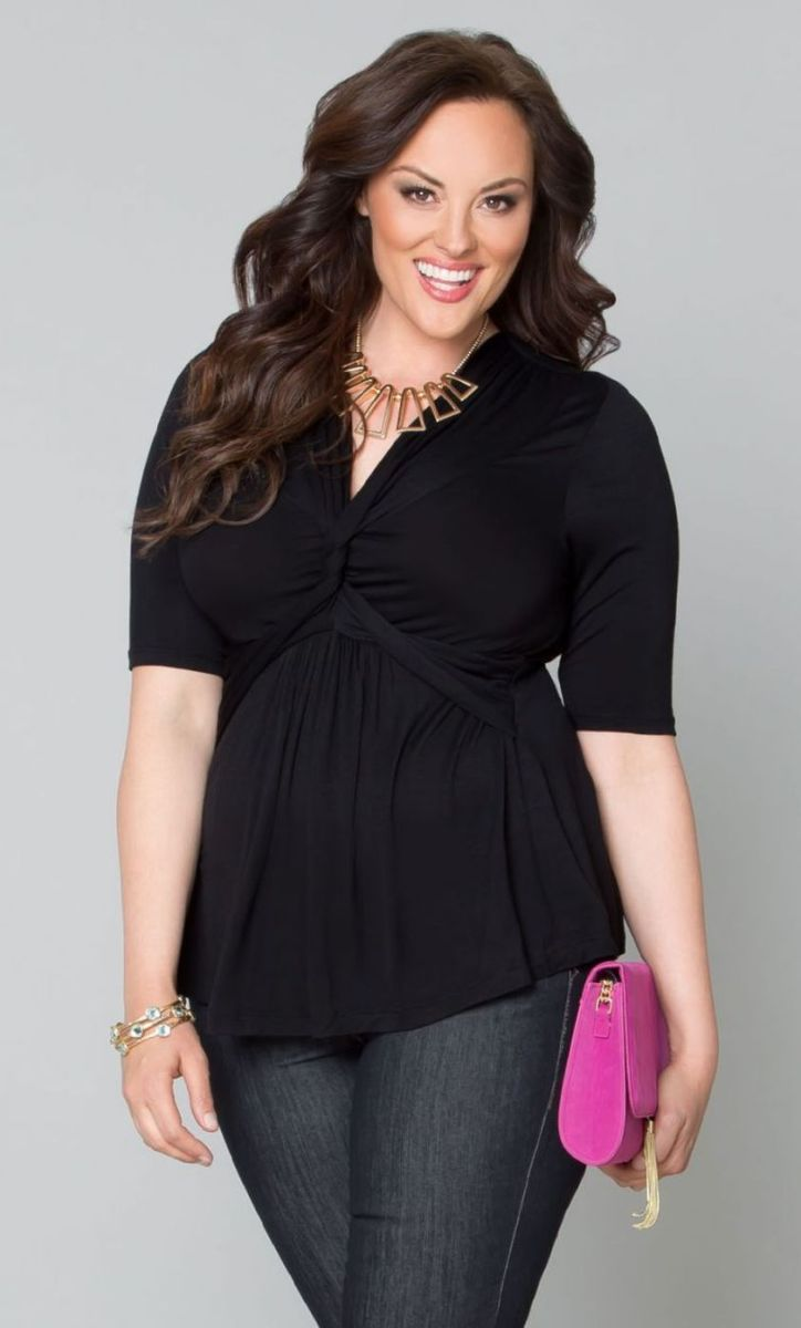 Summer casual work outfits ideas for plus size 61 ...