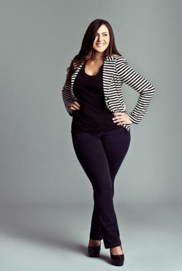 Summer casual work outfits ideas for plus size 8