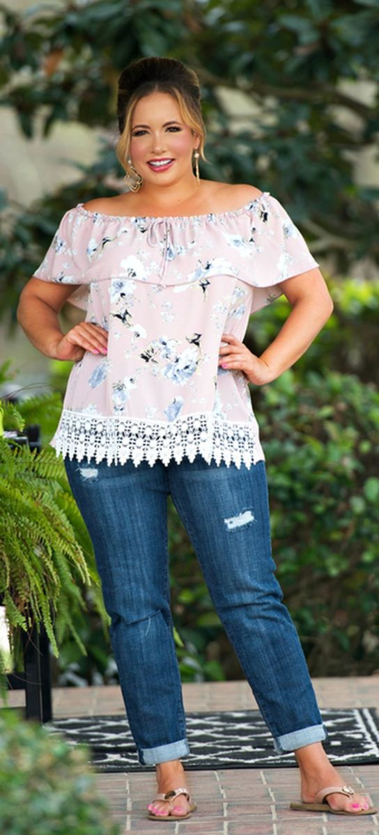 Summer casual work outfits ideas for plus size 86 ...