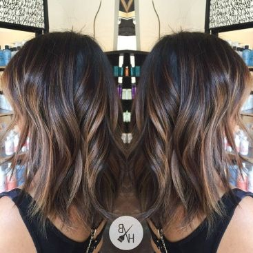 Summer hairstyles for medium hair 1