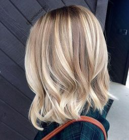 Summer hairstyles for medium hair 9