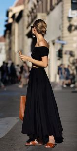 Summers casual maxi skirts ideas 26