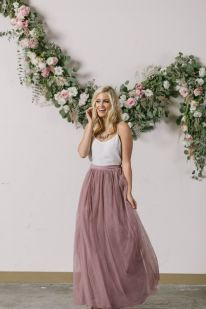 Summers casual maxi skirts ideas 58