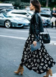Summers casual maxi skirts ideas 64