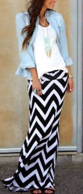 Summers casual maxi skirts ideas 85