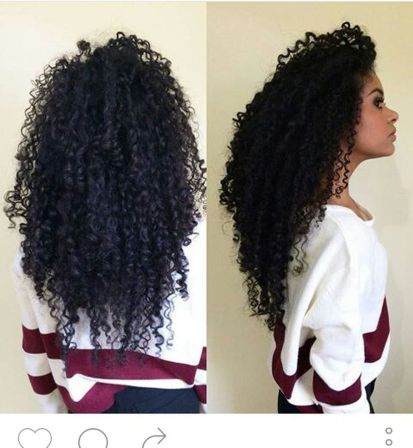 Beautiful curly layered haircut style ideas 18