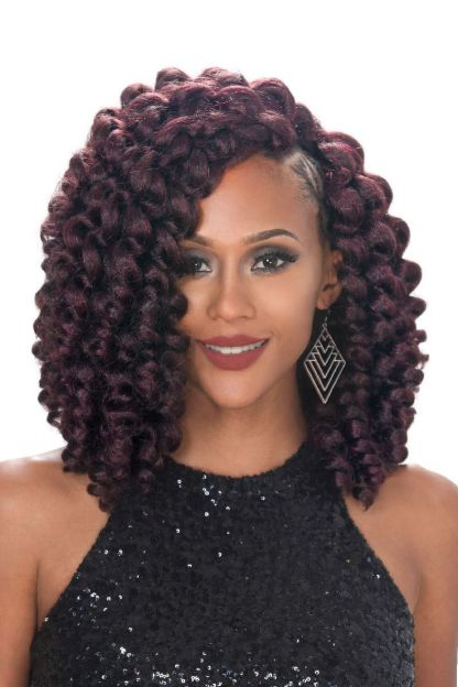 Beautiful curly layered haircut style ideas 67