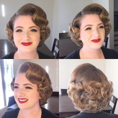 Breathtaking vintage rockabilly hairstyle ideas 38