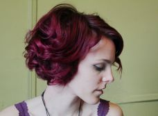 Breathtaking vintage rockabilly hairstyle ideas 41