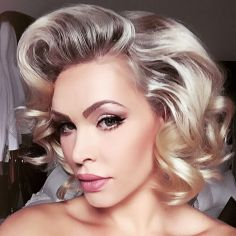 Breathtaking vintage rockabilly hairstyle ideas 78