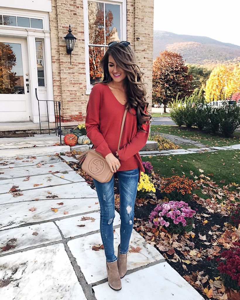 Casual fall fashions trend inspirations 2017 10
