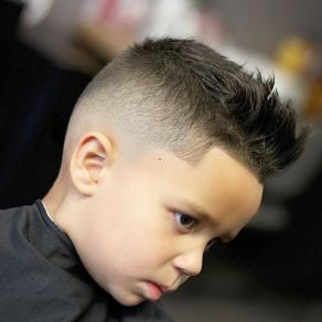 Cool kids & boys mohawk haircut hairstyle ideas 10