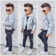 Cool kids & boys mohawk haircut hairstyle ideas 22