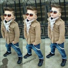 Cool kids & boys mohawk haircut hairstyle ideas 3