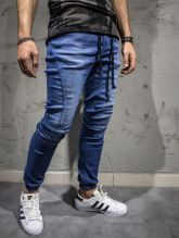 Cool mens joggers outfit ideas 29