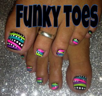 75 cool summer pedicure nail art design ideas fashion best cool summer pedicure nail art ideas 30 prinsesfo Image collections