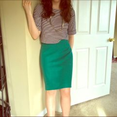 Cool tshirt and skirt for everyday outfits 55
