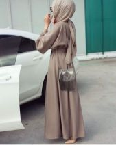 Elegant muslim outift ideas for eid mubarak 21