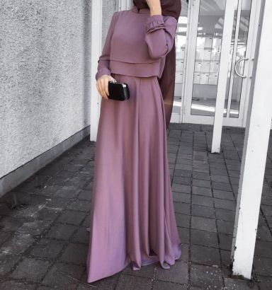 Elegant muslim outift ideas for eid mubarak 80