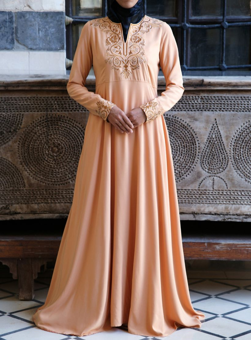 Elegant muslim outift ideas for eid mubarak 91