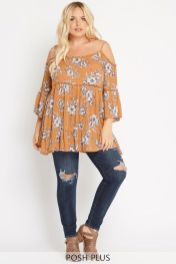 Fabulous boho open shoulder outfits ideas 8