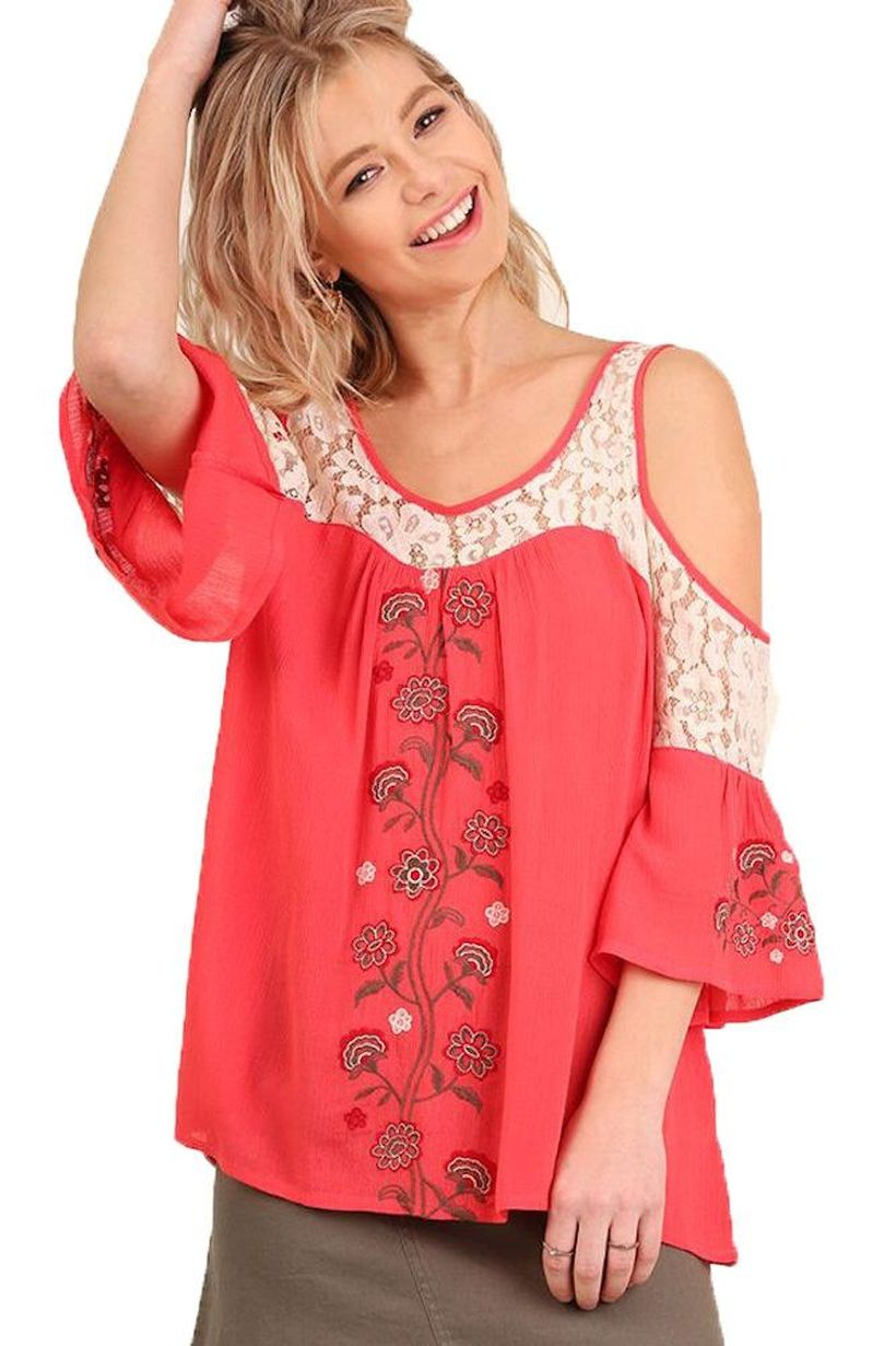 Fabulous boho open shoulder outfits ideas 9