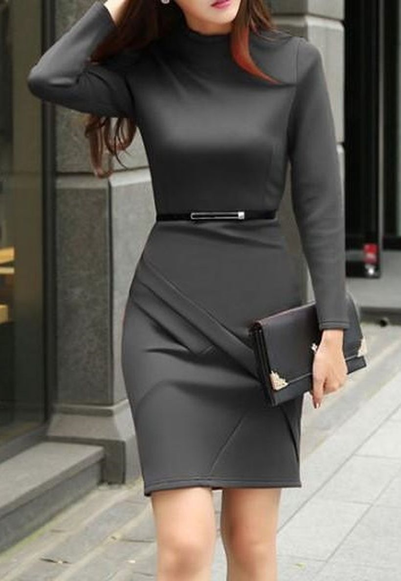 Fashionable formal work dress outfits ideas in 2017 16