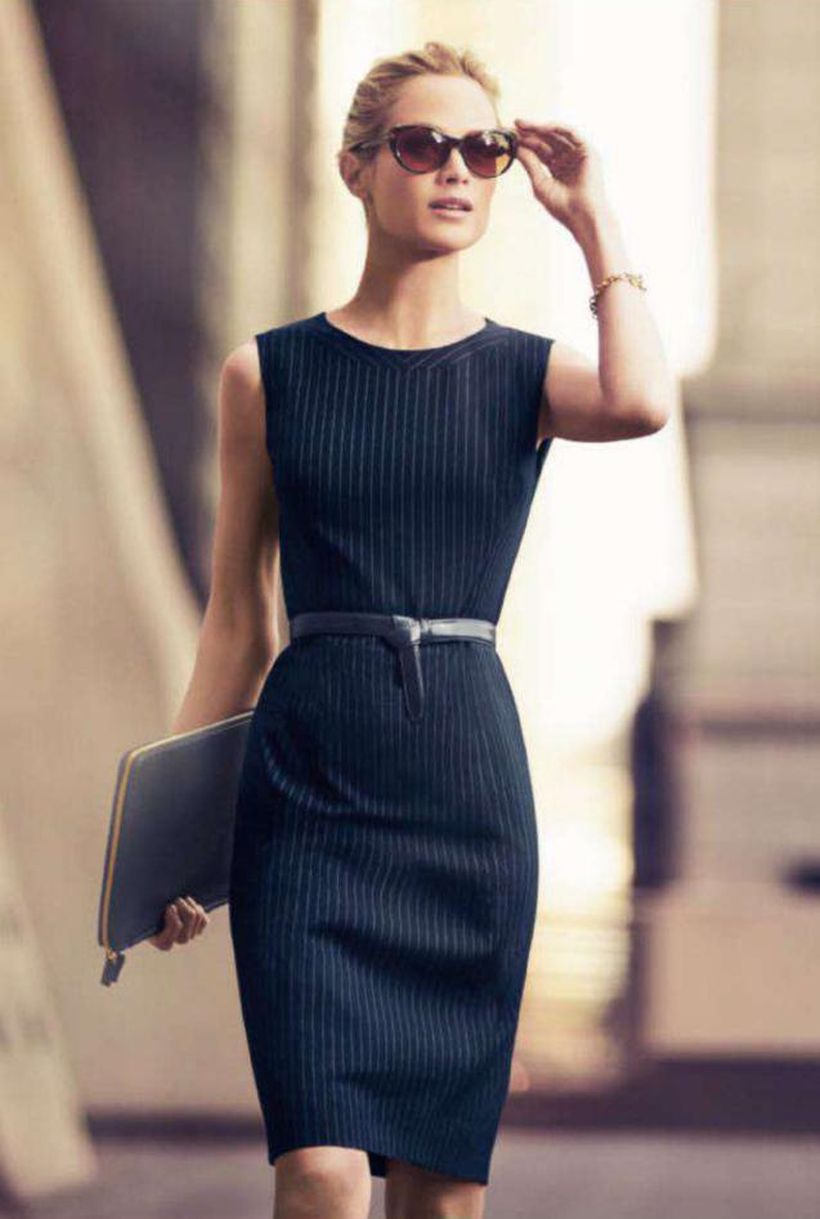 Fashionable formal work dress outfits ideas in 2017 45
