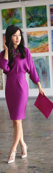 Fashionable formal work dress outfits ideas in 2017 46